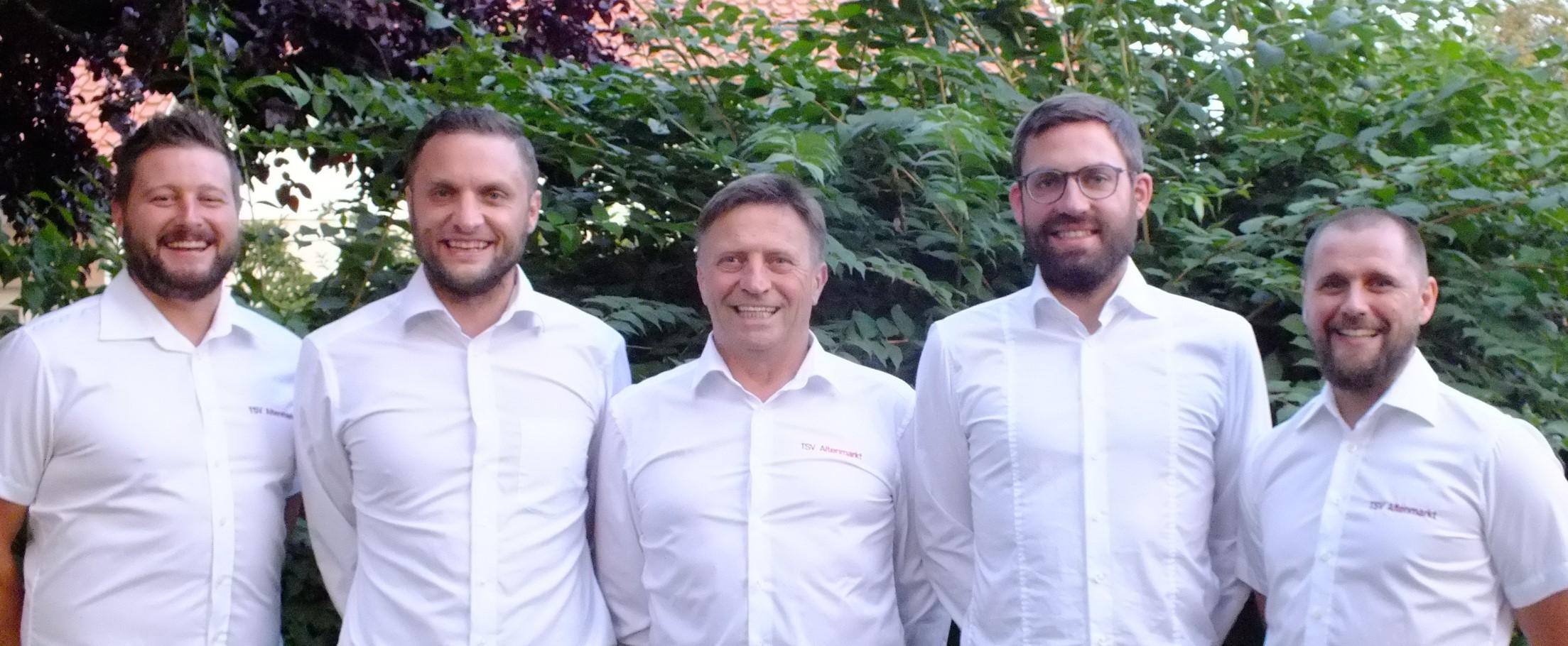 Vorstandschaft 2019