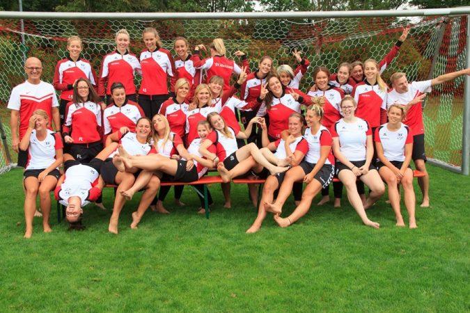 Damenmannschaft 2019